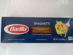 enviar spaghetti fideos a venezuela