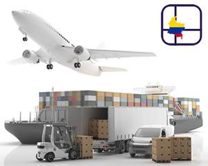 envio de carga a colombia