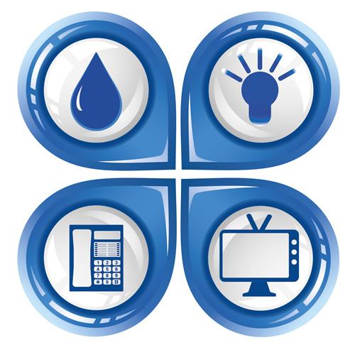 Pago de Servicios Luz , agua, cable